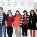 Alumnos del Campamento de Ciencias de la Embajada de Estados Unidos visitaron la FIL