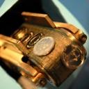 El Premio Nobel Leloir con medalla propia