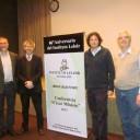 Con la presencia del Prof. David Sabatini, una nueva edición de las Conferencias César Milstein se llevó a cabo