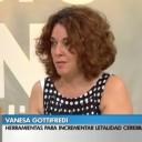 Entrevistas a la Dra. Vanesa Gottifredi por su mención en el Premio Nacional L´Oréal – UNESCO.