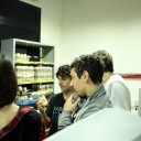 Alumnos de la ORT visitaron nuestro Instituto