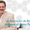 La Asociación de Biología de Tucumán distingue al doctor Fernando Goldbaum