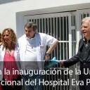 El Instituto Leloir en la inauguración de  la Unidad de Investigación Traslacional del Hospital Eva Perón de San Martín