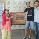 Premian a visitante de la FIL en la Noche de los Museos