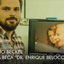 """Maximiliano Beckel obtuvo la beca """"Dr. Enrique Belocopitow"""""""