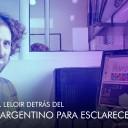 Científico del Leloir detrás del software argentino para esclarecer delitos