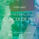 13 de Junio: Día Mundial del Cáncer de Piel