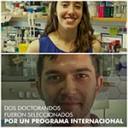 Dos doctorandos del Leloir fueron seleccionados por un Programa Internacional de Ciencias Biomédicas