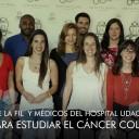 Científicos de la FIL  y médicos del Hospital Udaondo se unen para estudiar el cáncer colorrectal