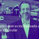 Científico del Instituto Leloir es incorporado a la Organización Europea de Biología Molecular