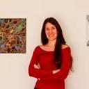 """""""Quise captar la esencia de un proceso biológico a través del arte"""""""
