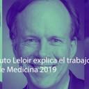 Científico del Instituto Leloir explica el trabajo de los ganadores del Premio Nobel de Medicina 2019