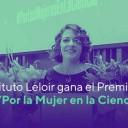 """Científica del Instituto Leloir gana el Premio Nacional L'Oréal-Unesco """"Por la Mujer en la Ciencia"""" 2019"""