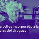 El Dr. Armando Parodi es incorporado a la Academia Nacional de Ciencias del Uruguay