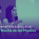 Noche de ciencia en el Instituto Leloir