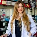 Lila Ramis, doctoranda que investiga la brucelosis