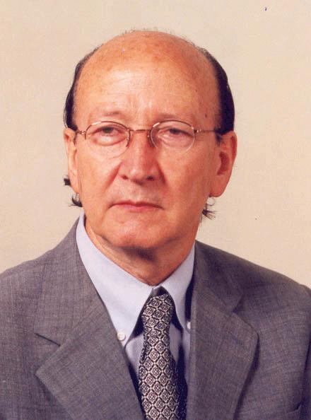 Roberto J. Staneloni - Ministro de la Biblioteca Cardini