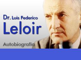 Autobiografía Dr. Luis F. Leloir