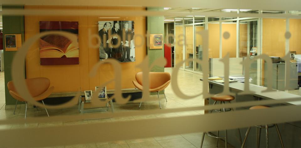 Biblioteca Cardini - Fundación Leloir