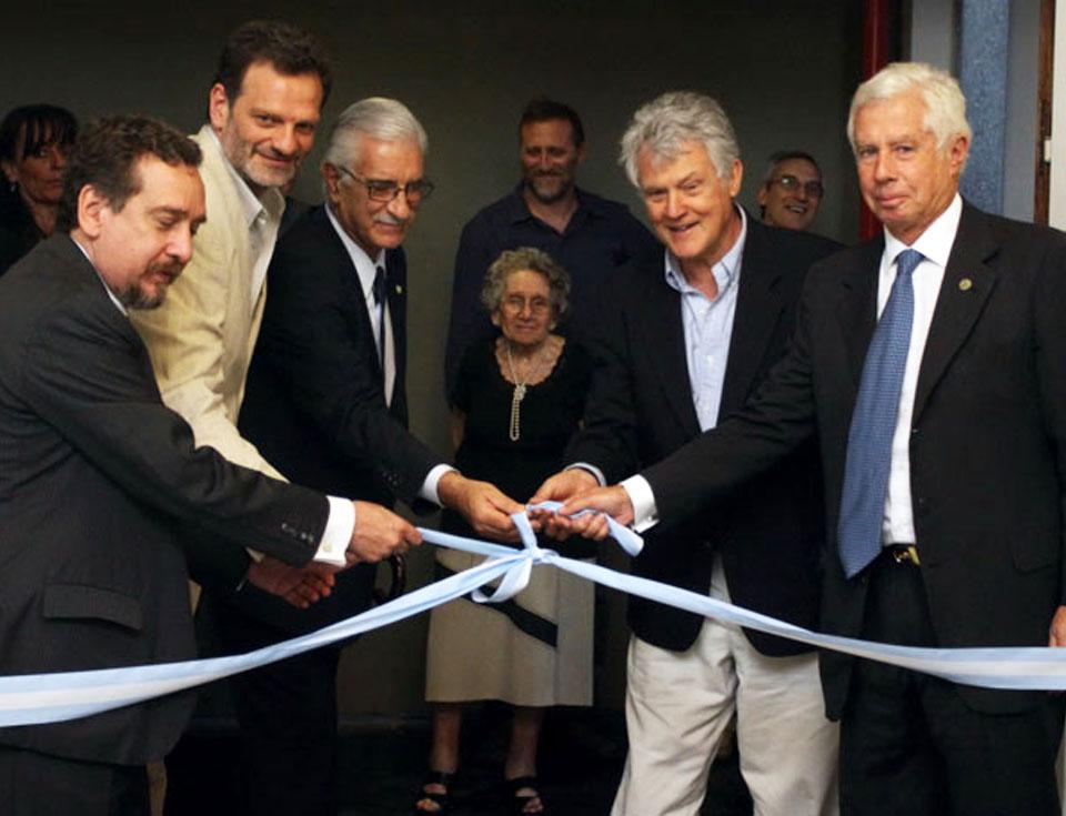 Inauguración de la Unidad de Resonancia Magnética Nuclear Bioestructural.