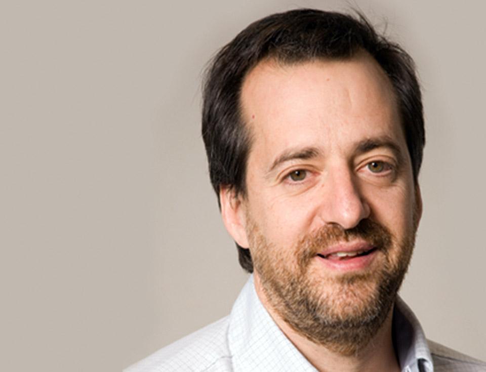 El doctor Fernando Pitossi, director ejecutivo de la Plataforma de Células Madre Reprogramadas Humanas (PLACEMA).