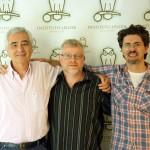 Dr. Rabinovich, Dr Luis Ielpi, Dr. Julio Caramelo - Seminario Cardini 4ta edición