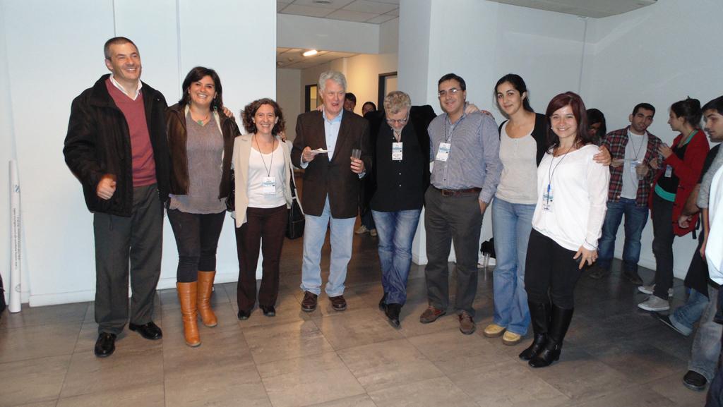 GlycoAr - Comité organizador del simposio