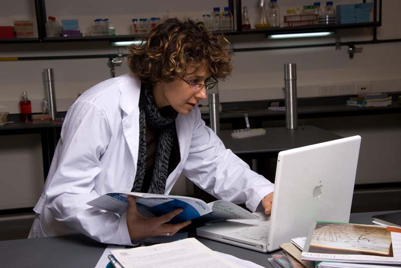 Dra. Andrea Gamarnik - Academia Americana de Microbiología