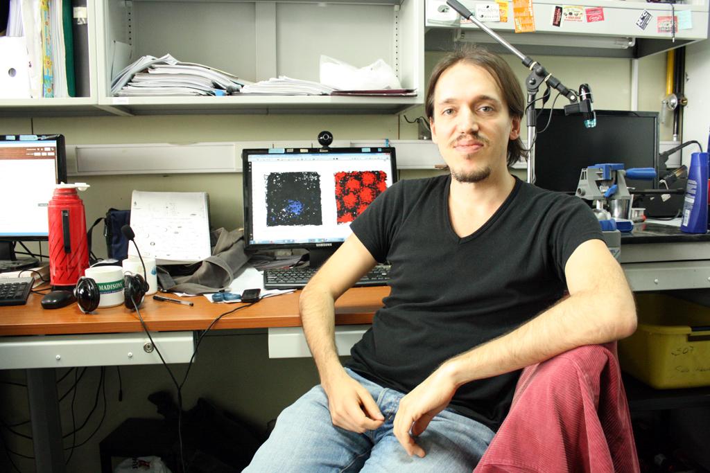 El Dr. Emilio Kropff - Fundación Insituto Leloir