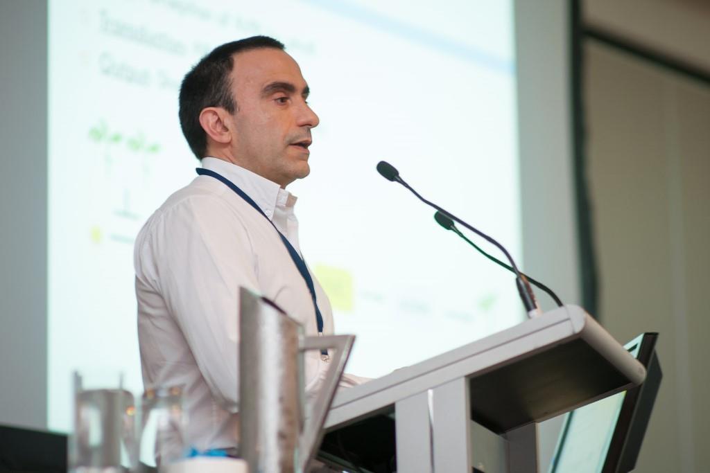 El dr Jorge Casal, investigador del CONICET y Fundación Leloir
