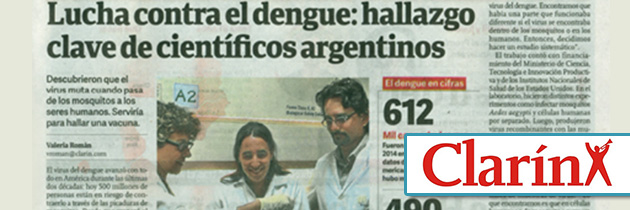 Prensa - Clarin -Andrea Gamarnik