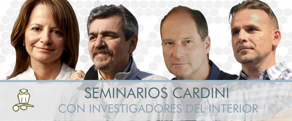 Seminarios Cardini 2015