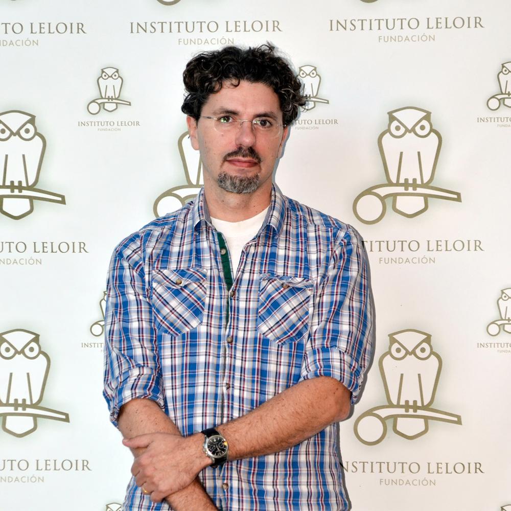 El doctor Julio Caramelo es jefe del laboratorio de Biología Estructural y Celular del Instituto Leloir e investigador del CONICET.