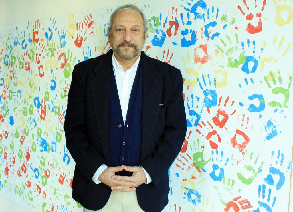 El doctor Eduardo Arzt
