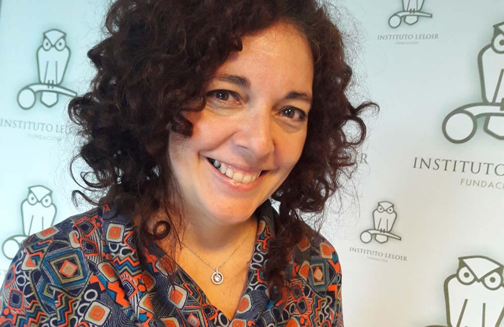 La doctora Vanesa Gottifredi, jefa del Laboratorio de Ciclo Celular y Estabilidad Genómica del Instituto Leloir e investigadora del CONICET.