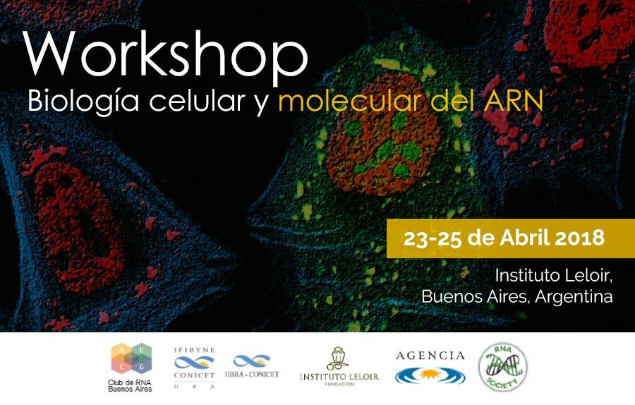 """Workshop de """"Biología Celular y Molecular del ARN"""""""