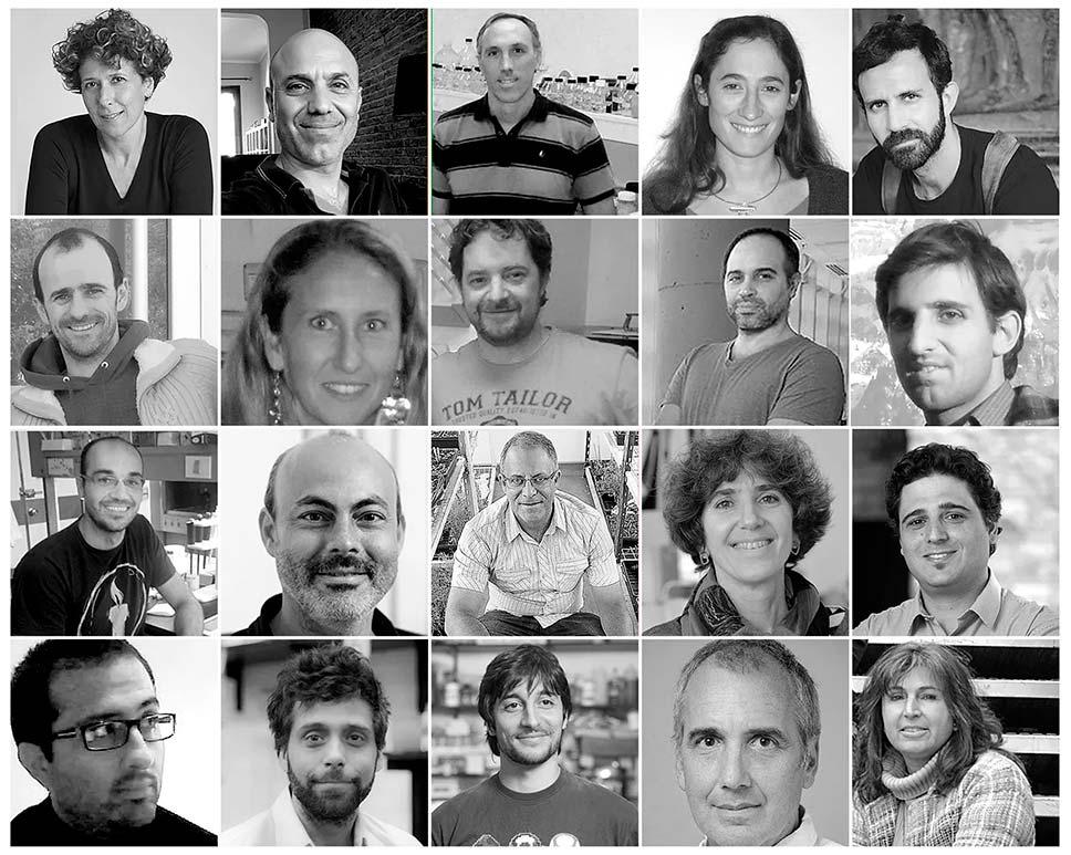 Más de 20 destacados científicos del campo del ARN brindaron conferencias sobre sus líneas de trabajo