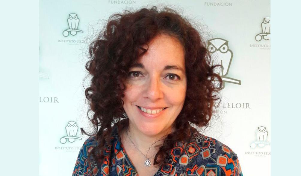Dra. Vanesa Gottifredi, jefa del Laboratorio de Ciclo Celular y Estabilidad Genómica del Instituto Leloir.
