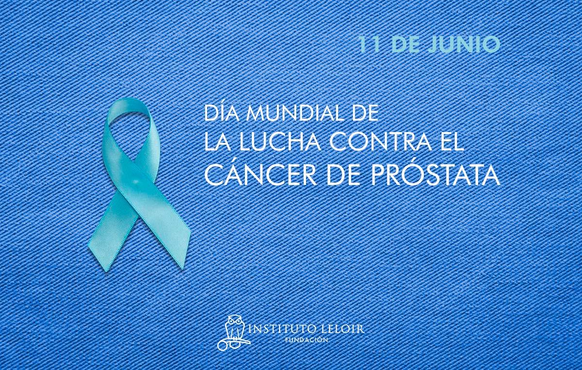 Fundación Leloir - Día mundial del Cáncer de próstata