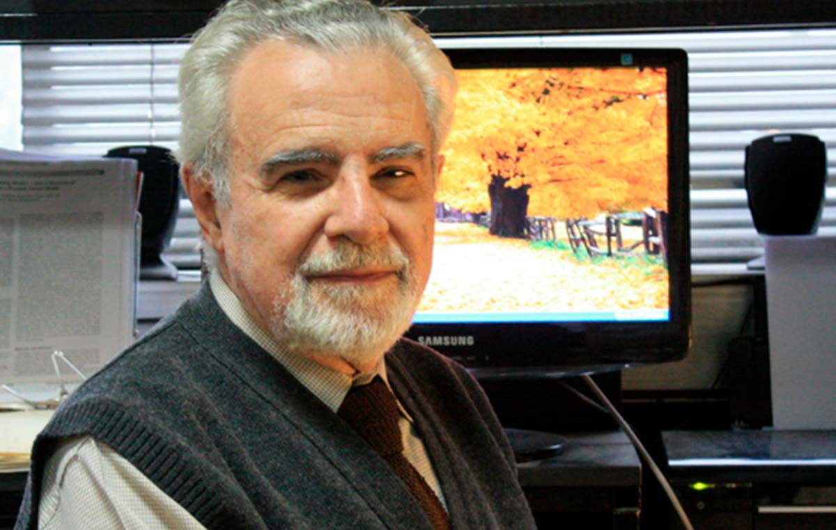 El Dr. José Mordoh es jefe del Laboratorio de Cancerología en la Fundación Instituto Leloir.