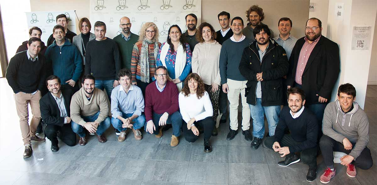 Un total de 24 profesionales de Chubut, Río Negro, San Luis, Santa Fe, Misiones, Provincia de Buenos Aires y la Ciudad de Buenos Aires participaron del curso de bioinformática forense.