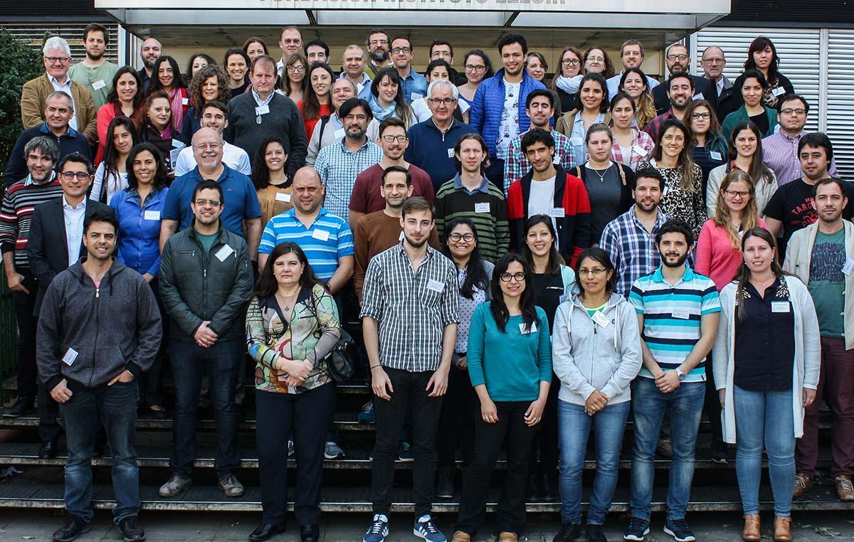 Expertos, profesionales y estudiantes de Argentina, Brasil, Canadá, España, Estados Unidos, Italia y Uruguay participaron del IV Taller de Resonancia Magnética.