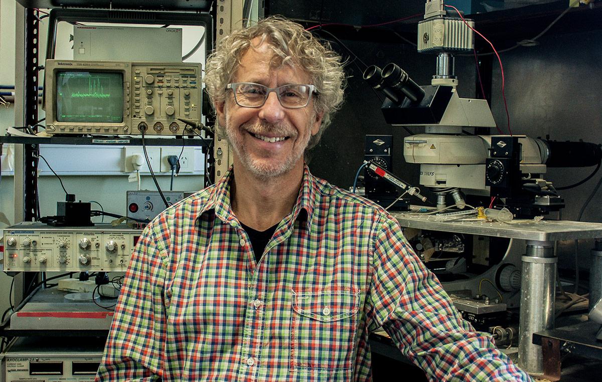El doctor Alejandro Schinder es director del Laboratorio de Plasticidad Neuronal en la Fundación Instituto Leloir (FIL) y presidente de la FIL.