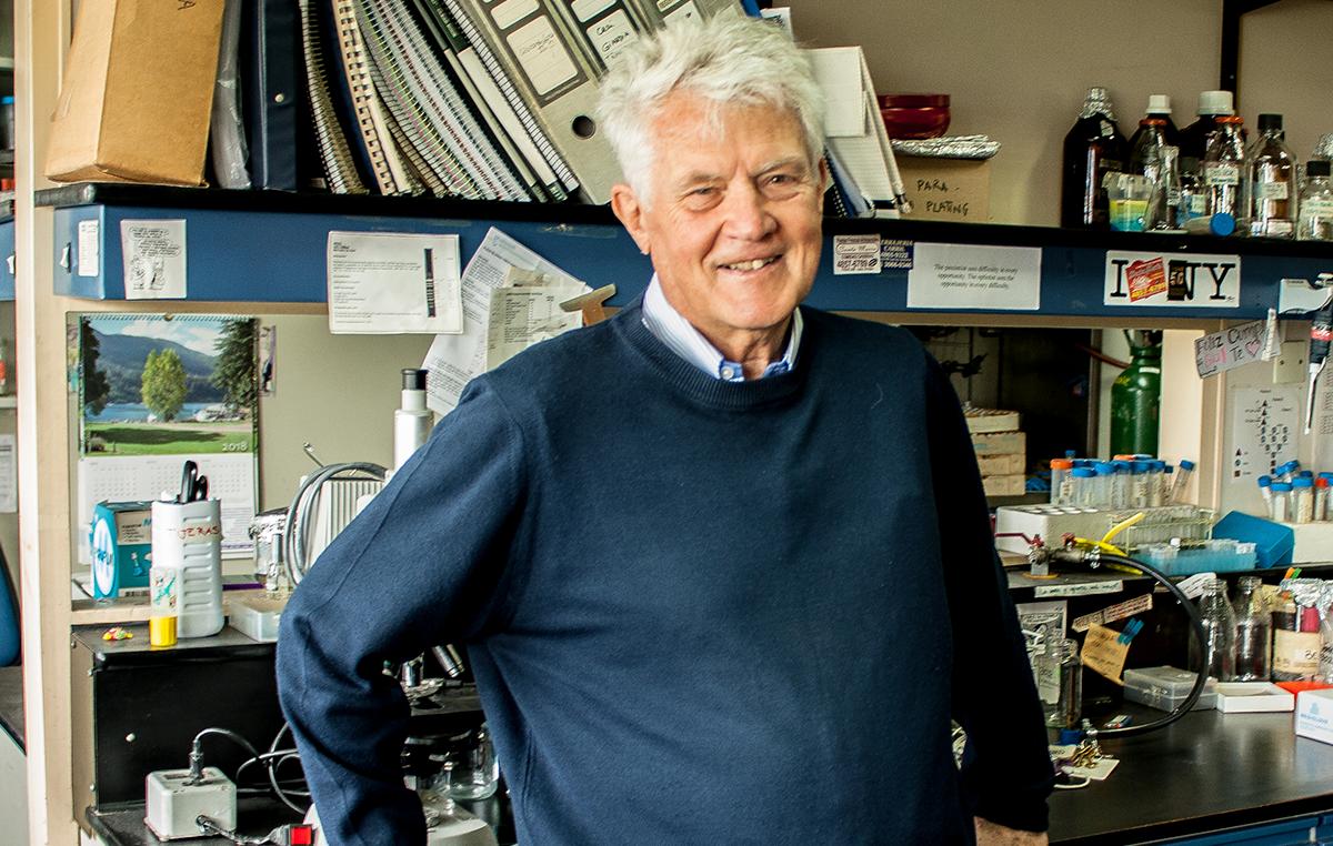 En el marco de sus 60 años el Consejo Nacional de Investigaciones Científicas y Técnicas (CONICET) otorgó su máxima Distinción Honorífica al doctor Armando Parodi, quien fue investigador superior del CONICET en la Fundación Instituto Leloir.