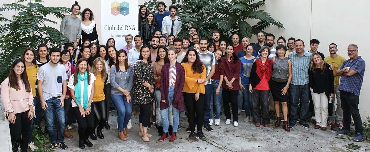 Investigadores de Argentina, Francia y Portugal participaron del encuentro que el Club del ARN de Buenos Aires organizó en el Instituto Leloir con el apoyo de la RNA Society.