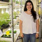 """""""Estudiamos cómo mejorar el rendimiento de cultivos ante condiciones ambientales adversas"""""""