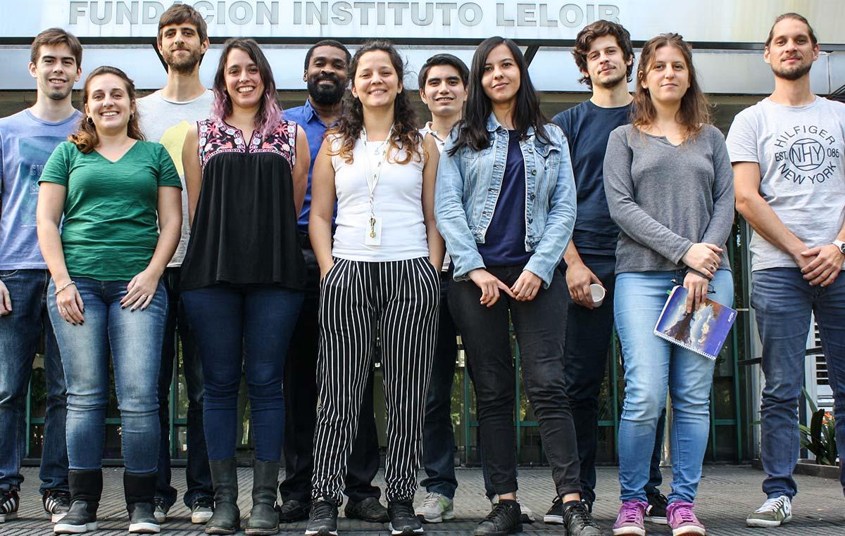La Fundación Instituto Leloir dio la bienvenida a egresados de carreras de ciencias que se incorporarán en diferentes laboratorios para realizar su tesis de doctorado.