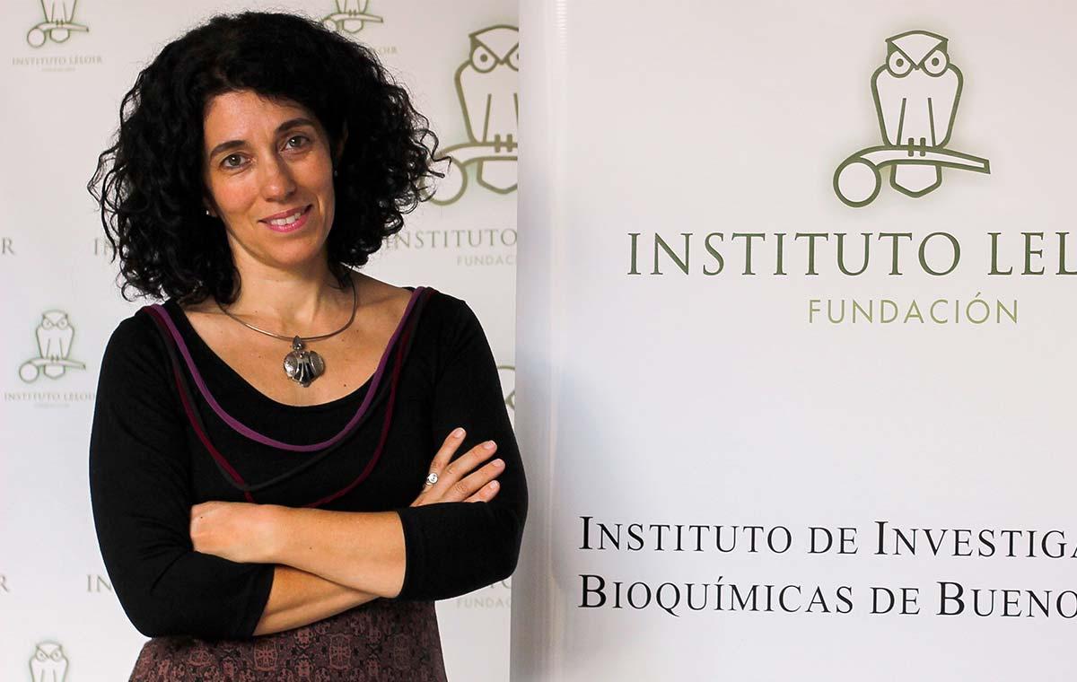 Fernanda Ceriani, directora del Laboratorio de Genética del Comportamiento en la Fundación Instituto Leloir.