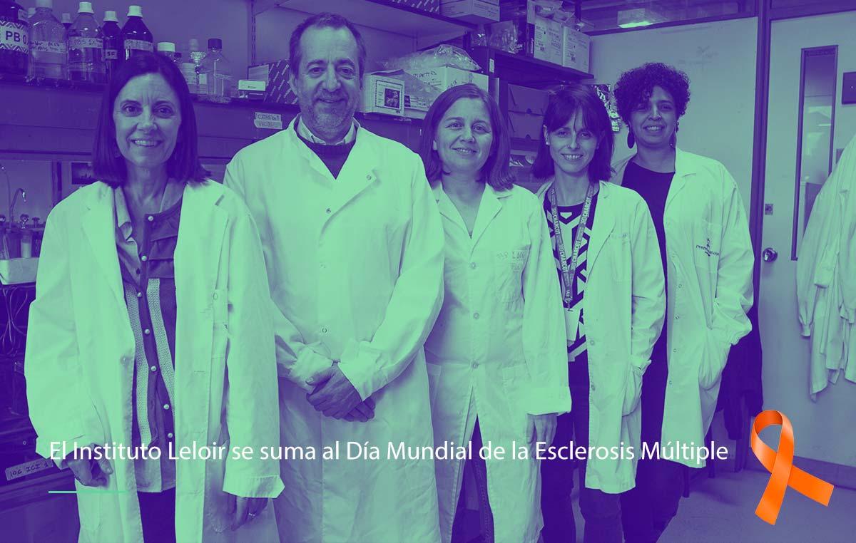 Los integrantes del Laboratorio de Terapias Regenerativas y Protectoras del Sistema Nervioso de la Fundación Instituto Leloir.