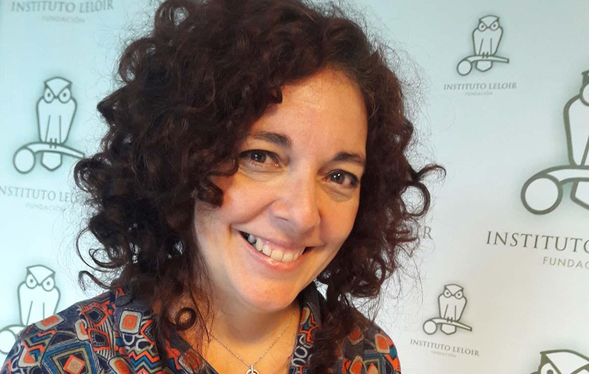 Vanesa Gottifredi, jefa del Laboratorio de Ciclo Celular y Estabilidad Genómica de la Fundación Instituto Leloir.